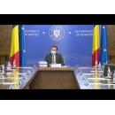 Declarații de presă susținute de premierul Ludovic Orban și de membri ai Cabinetului, la începutul ședinței de Guvern din 7 august